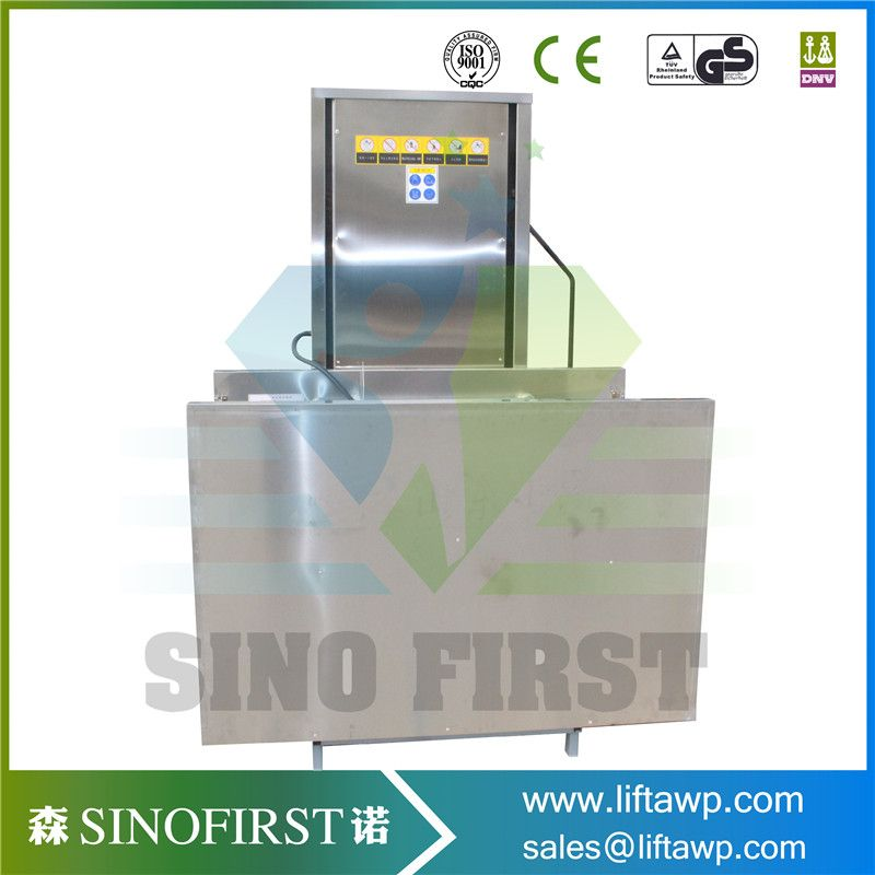2017 China SINOFIRST CE Certificate Wheelchair Elevator for Van and ...