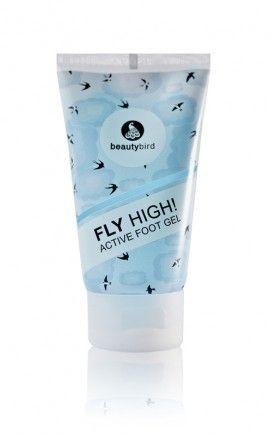BEAUTYBIRD - Fly High! Active Foot Gel aus der GLOSSYBOX Spring Time Edition, 9,00€ / 75 ml