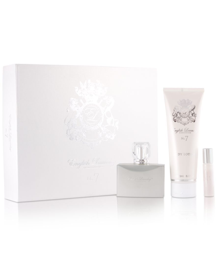 English Laundry No 7 For Her Eau De Parfum 3 Pc Gift Set Gifts