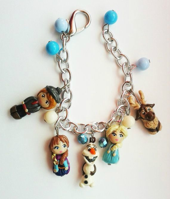 Disney Frozen Gifts Jewelry Charm Bracelet