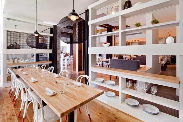 Seed Kitchen Bar In Marietta Restaurant Interior Kitchen