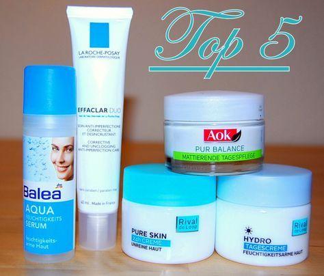 TOP 5 Beste Gesichtscremes für unreine Haut mit 30: mit..