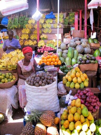 Market: Uganda