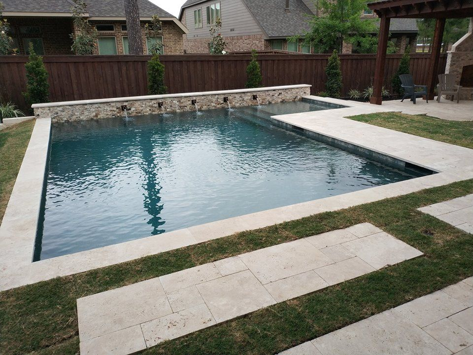 If You Are Looking For An Easy And Cost Effective Way To Increase The Value Of Your Property As Well Small Inground Pool Pools Backyard Inground Backyard Pool