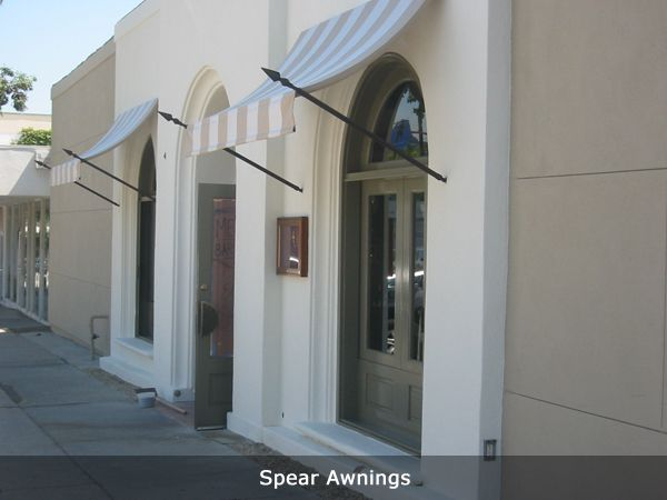 Spear Awnings With Images Retractable Awning Awning Front Door