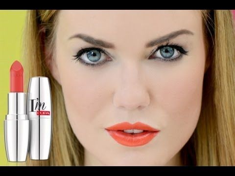 I'm, by Pupa: lipstick in 40 nuances, for pure color and absolute brightness!