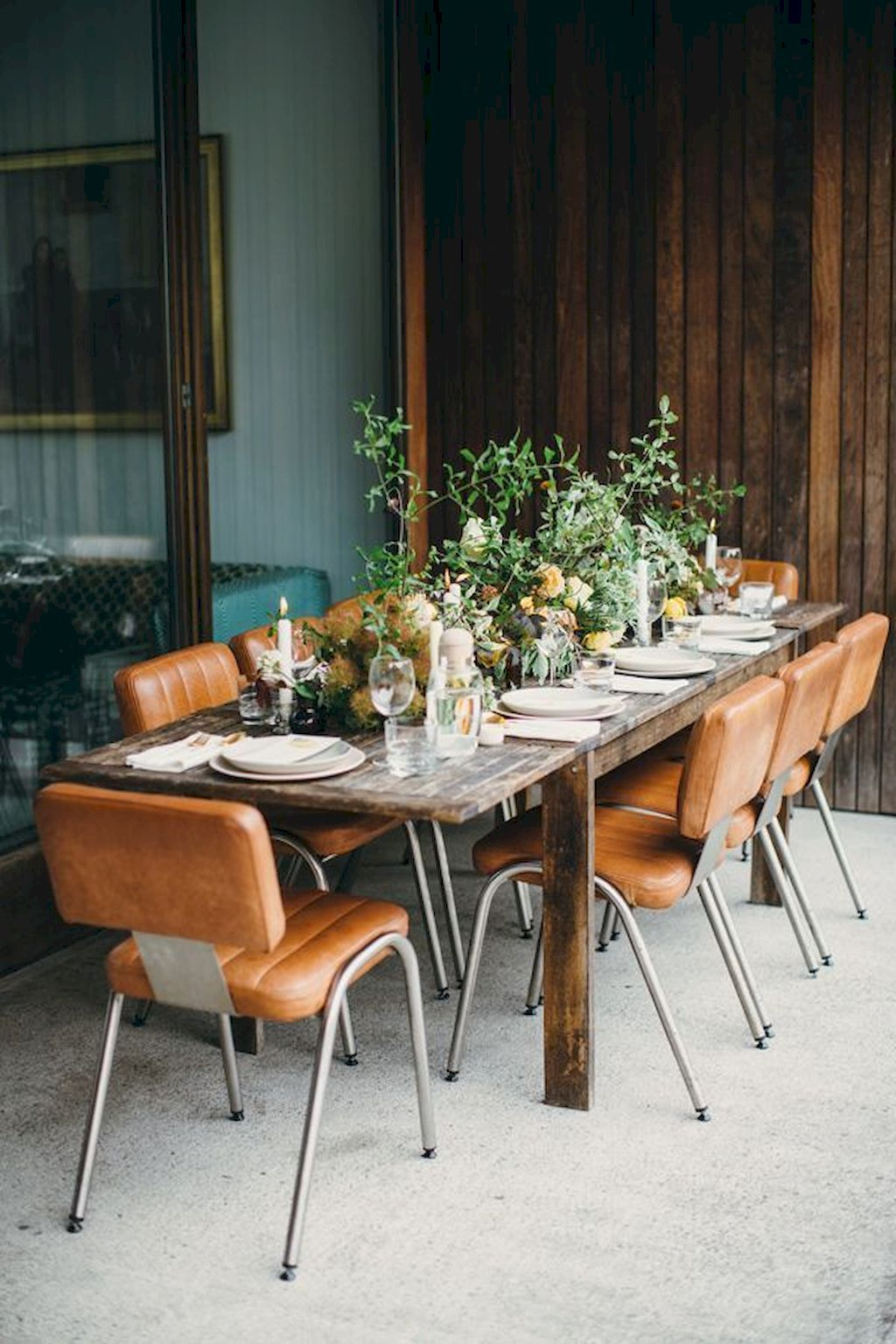 75 Farmhouse Dining Room Makeover Decor Ideas Mid