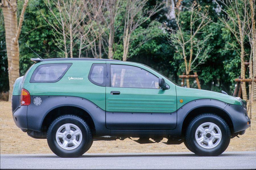 ニッポンの名車 まるでコンセプトカーのような外観 いすゞ