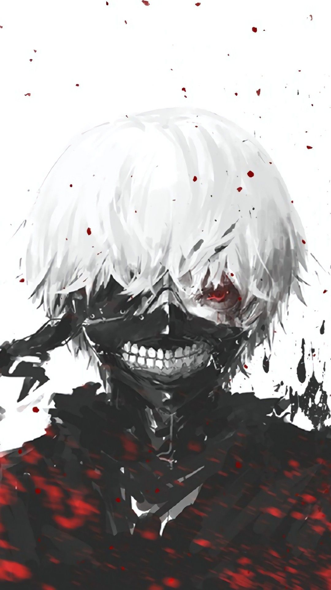 iPhone Wallpaper Ghoul tóquio, Desenhos de anime