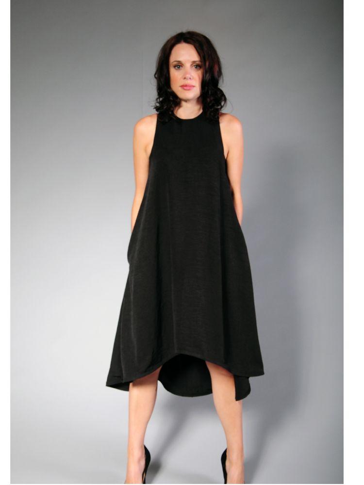 375ee8fbf7b trapeze dress with pockets - inspiration