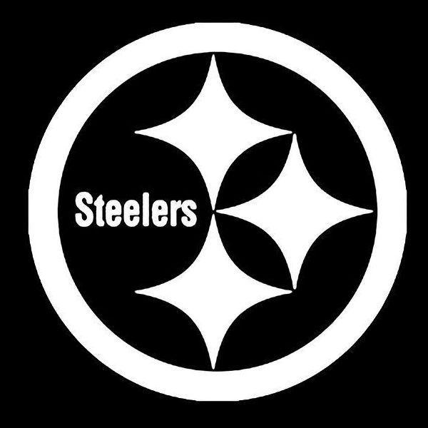 Steelers Logo Vinyl Sticker Decal Football Sports Fan Pittsburgh 058 Sports Vinyl Decals Steelers Pittsburgh Steelers Logo