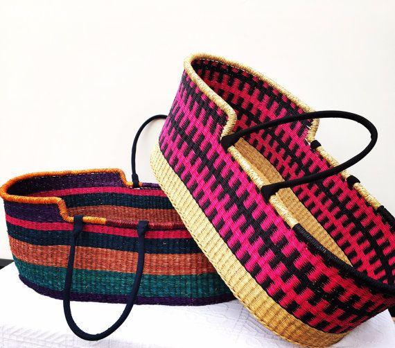 moses basket bassinet handwoven custom by lovedua on etsy alles notwendige vor kids babys. Black Bedroom Furniture Sets. Home Design Ideas