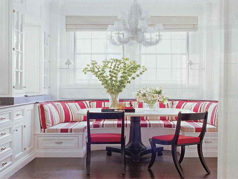 Breakfast nook ideas related post from small breakfast for Dining room nook ideas