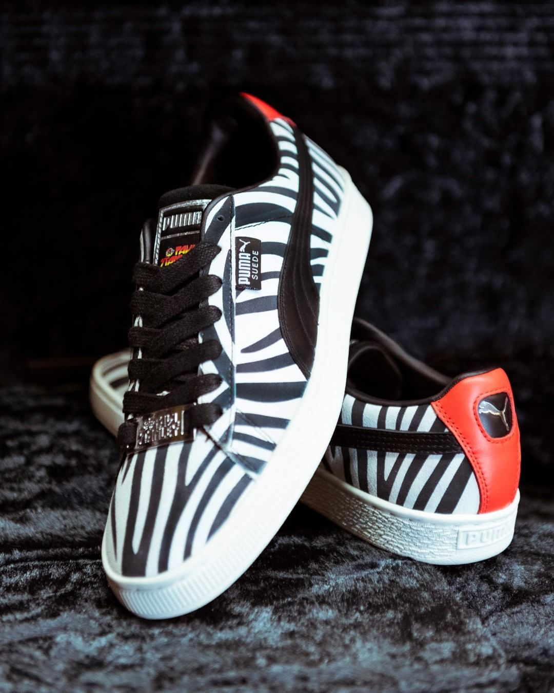 b0f2401e122 We re amped up.  PUMA x PAUL STANLEY. Available now online!