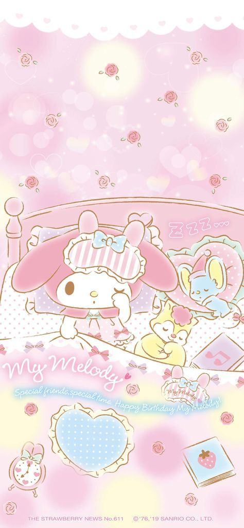 16 New Ideas Wallpaper Iphone Disney Pink Hello Kitty