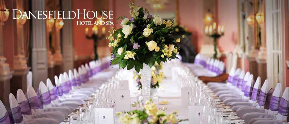 Danesfield house asian wedding decorations