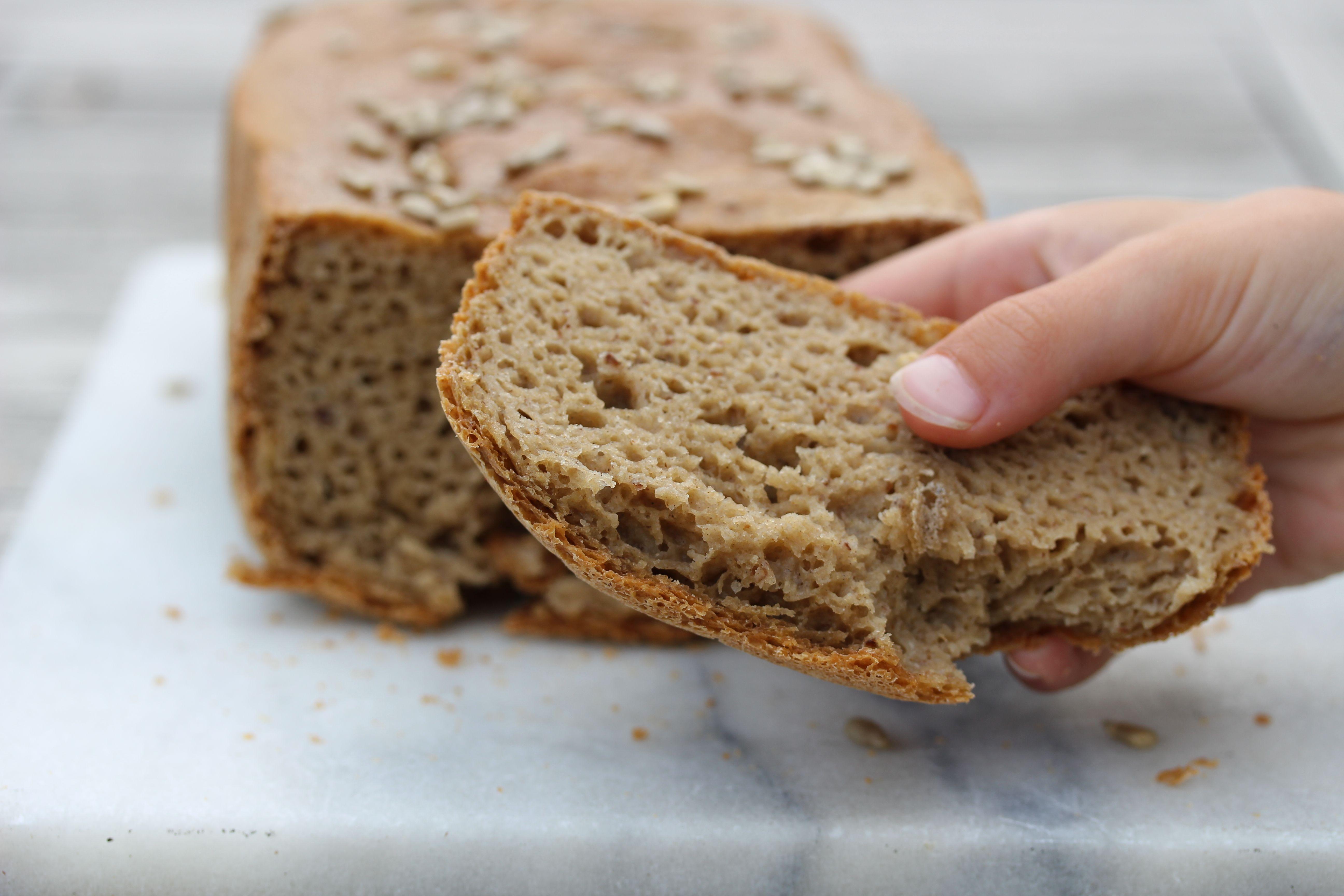 Gluten Free Vegan Bread In A Breadmaker Recipe Bread