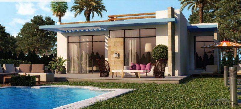 تصميم شاليه عصرى 3 غرف نوم 2 حمام مسبح خاص Outdoor Decor Outdoor Structures Pergola