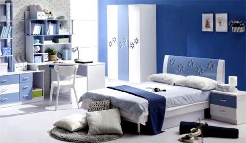 colorful girls' bedroom interior design ideas | bedroom ... - Interni Ragazze Camera Design