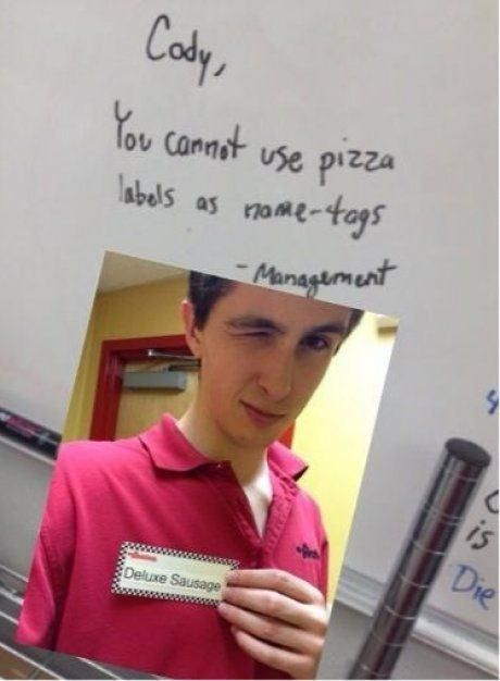 The Manager is Such a Spoilsport