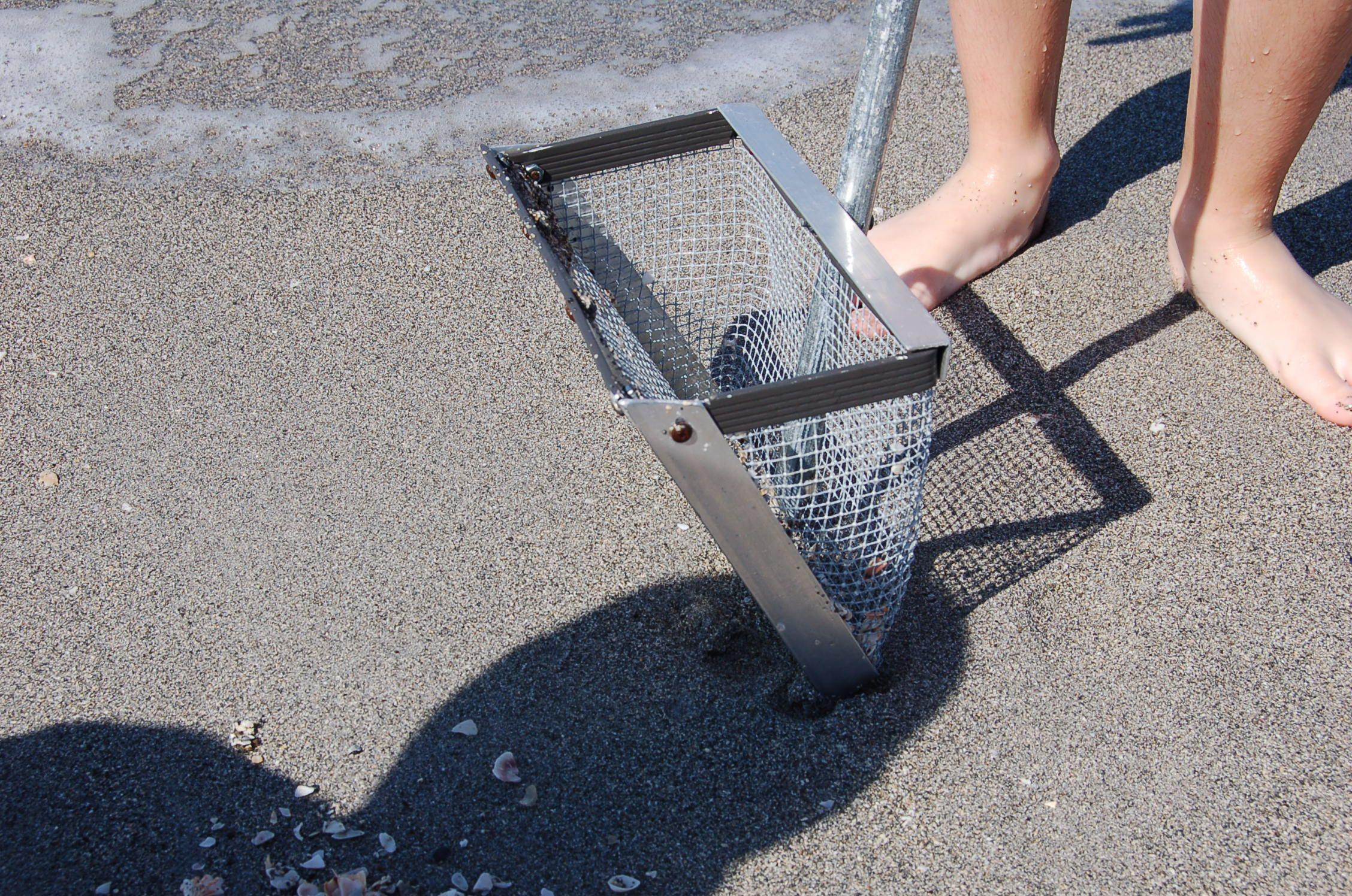 A Floridia Snow Shovel Used For Finding Shark Teeth On The Beach Or For Pulling Shells At The Break Line Venice Beach Florida Venice Florida Shark Teeth