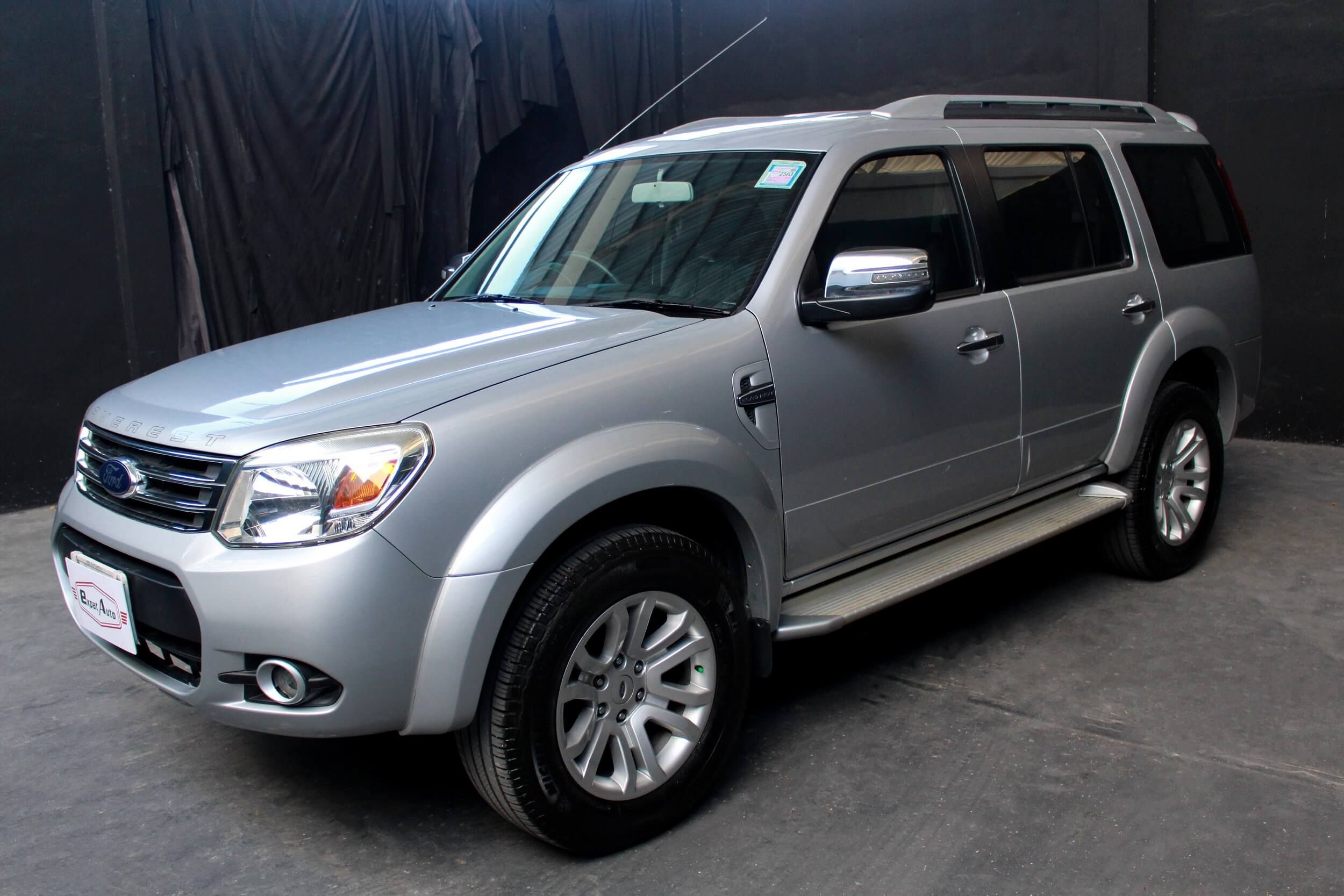 2014 Mfd 14 Ford Everest 2 5 Ltd Tdci A T In 2020 Ford Ev Ford Used Cars