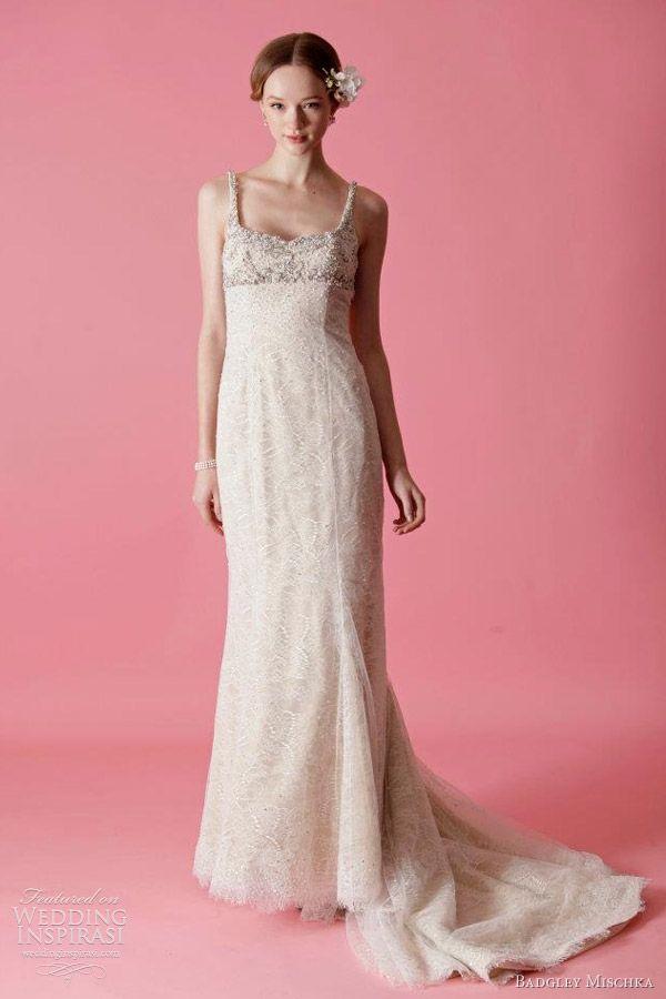Badgley Mischka Bridal Fall 2012 Wedding Dresses | Vestidos de novia ...