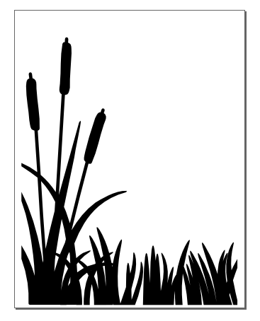 cattails ss png cricut rh pinterest com cats heart tail clipart