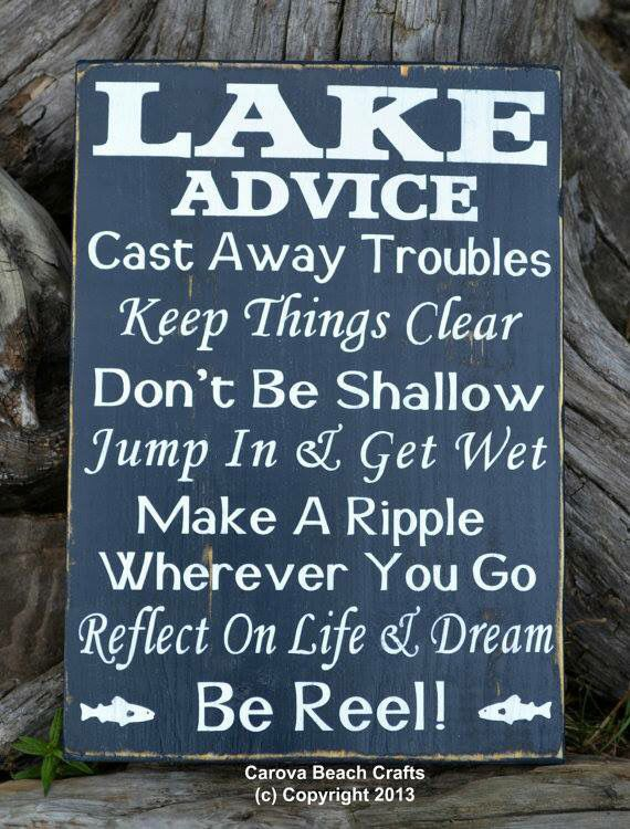 Wooden Decorative Signs Stunning This Is Why I Would Rather Be At The Lake  Lake House  Pinterest Decorating Inspiration