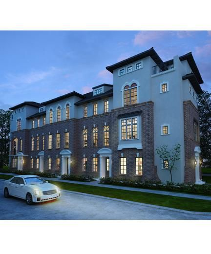 Houston Homes For Sale, 3 Bedroom 4.5 Bath Townhomes