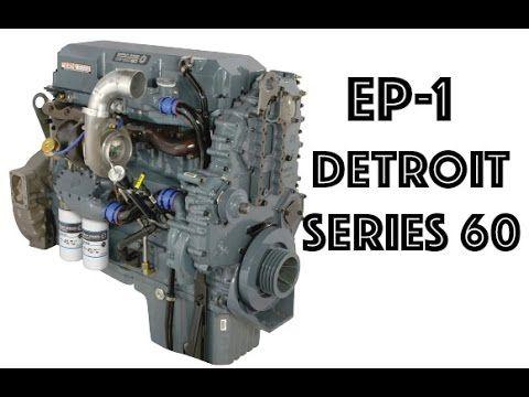 Detroit Series 60 Calibracion De Valvulas Injectores Ajuste De Motor Detroit Diesel Detroit