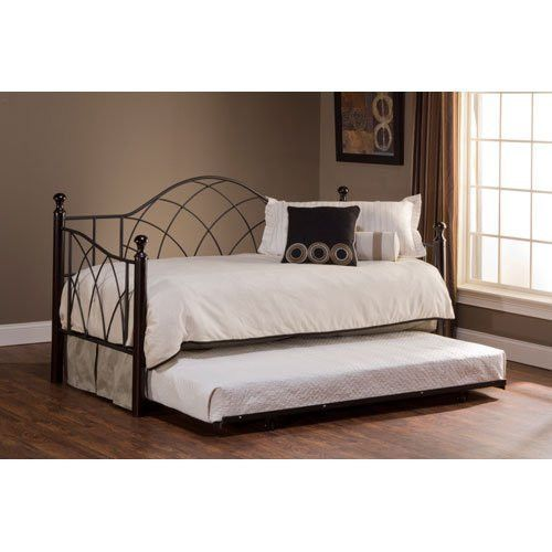 Hillsdale 1764DBLHTR Vista Daybed with Suspension Deck and Roll-Out