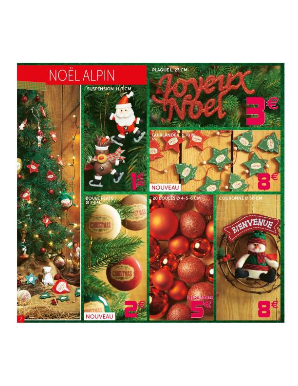 Gifi Special Deco De Noel Cataloguespromo Com Deco Noel Noel Deco