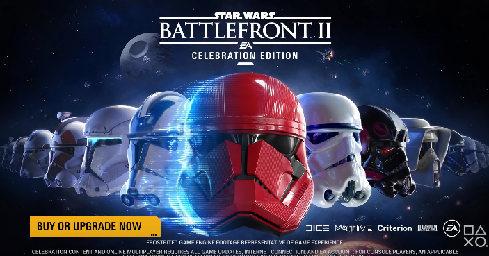 Star Wars Battlefront 2 Sith Trooper Ajan Kloss Bb 8 And That S Only The Tip Of The Iceberg Community Update In 2020 Star Wars Battlefront Star Wars Battlefront