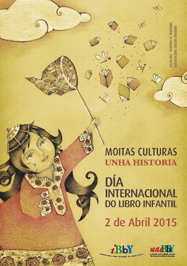 A profa: Día Internacional do Libro Infantil 2015