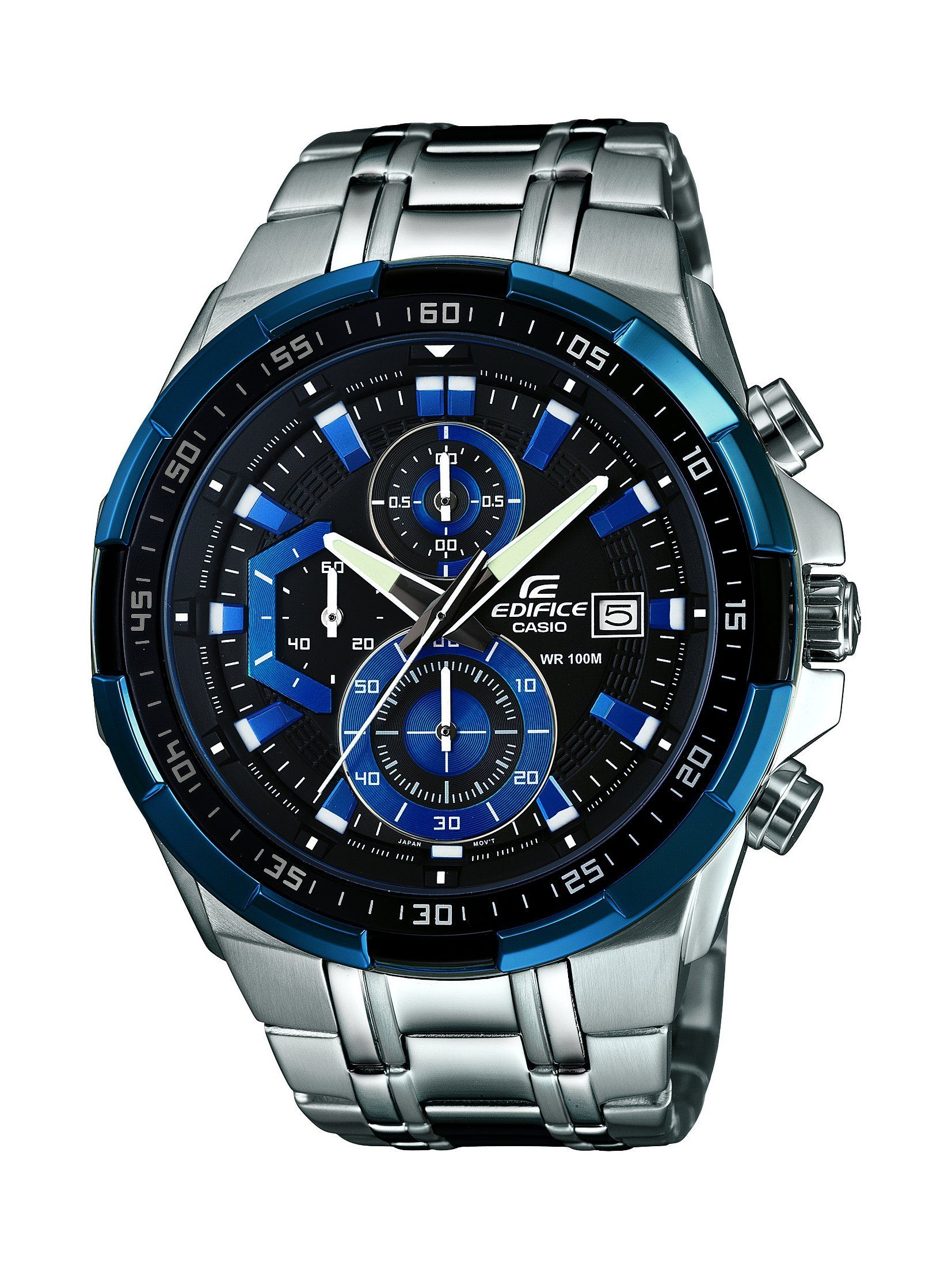 Casio Edifice EFR539D1A2VUEF Relógio casio, Relogios