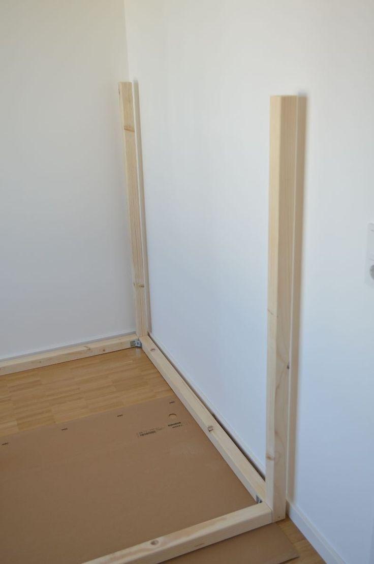 Kinderbett selber bauen: XXL-Hausbett Bauanleitung | kuschelecke ...