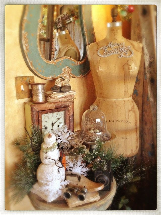 Tim Holtz at home.