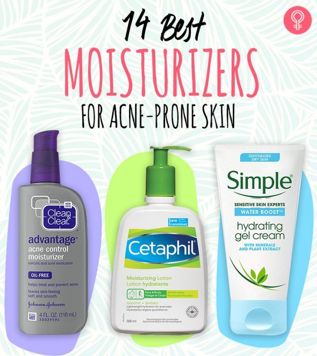 The 15 Best Moisturizers For Acne Prone Skin Of 2020 Acne Moisturizer Acne Prone Skin Care Acne Lotion