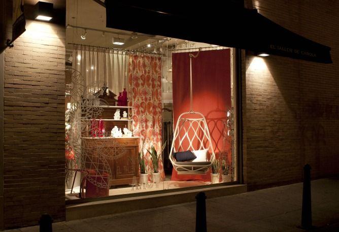 Interiorismo y decoraci n sevilla m laga visual - Muebles decoracion sevilla ...