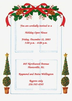 Award Winning Christmas Party Invitation Designs For Your Holidays