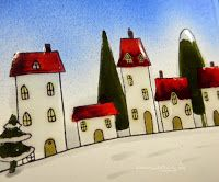 Copic Deutschland Blog: Christmas is in the Air