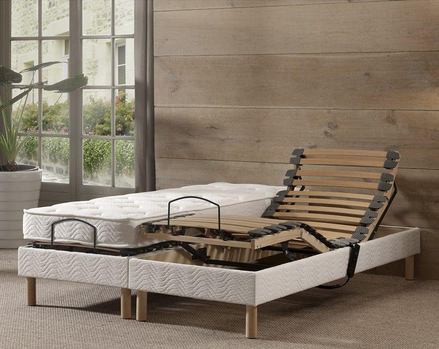 lit relaxation lectrique tpr memoryflex prestige collection mousse m moire 180x200 cm bonnes. Black Bedroom Furniture Sets. Home Design Ideas