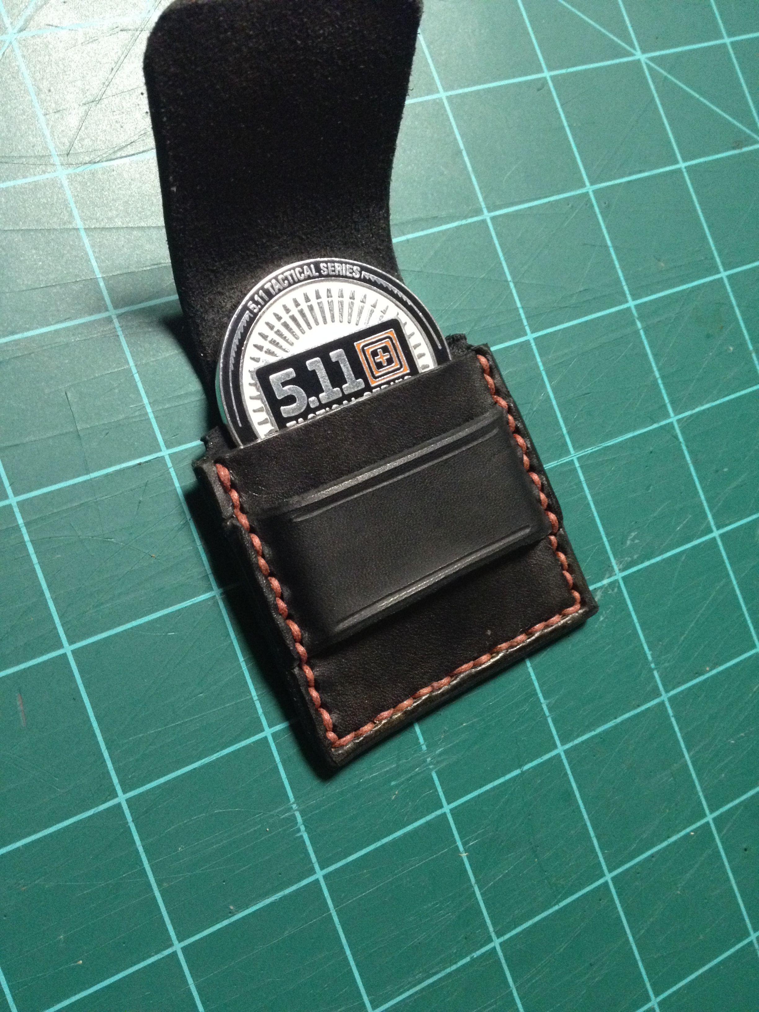 leather challenge coin holder | My work-coolhandleather@yahoo com
