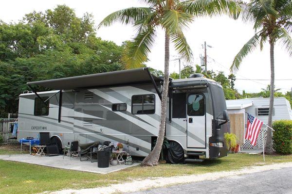 Riptide Carefree Rv Resort In Key Largo Florida
