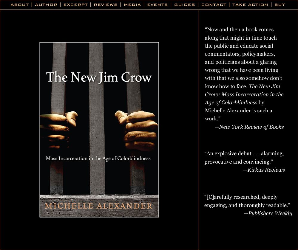 Uncovers the mass incarceration of AfricanAmerican men