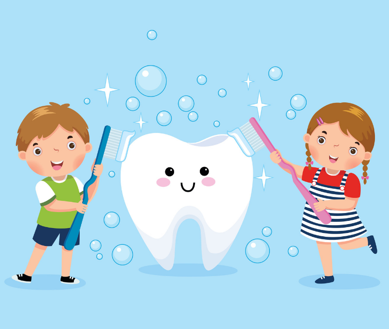 How can you instill healthy dental care at an early age?  Take a look at our blog: #dentalcare
