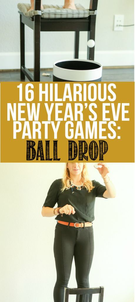 Teen new years party