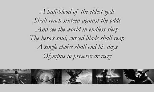 Percy Jackson And The Olympians Quotes