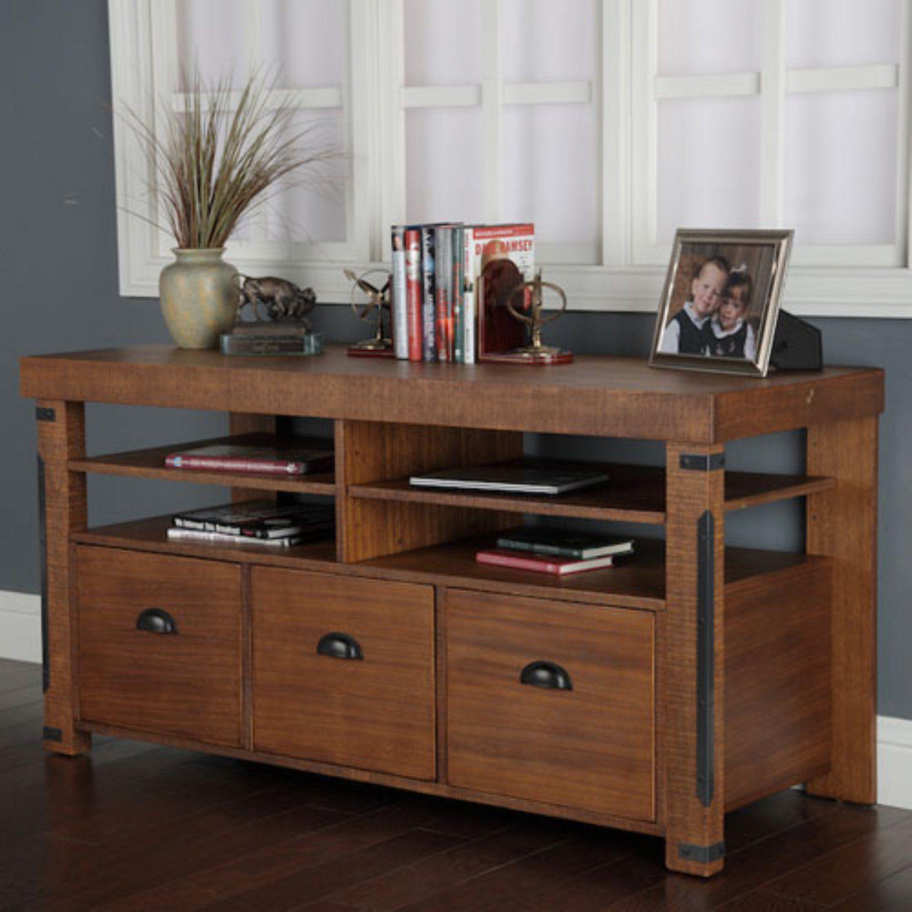 American Furniture Classics Industrial Collection Credenza Console